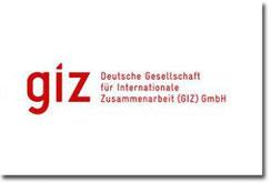 Referenz - giz (Deutsche Gesellschaft für internationale Zusammenarbeit)