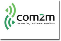 Referenz - com2m (connecting sofware solutions)