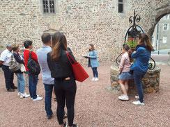 visite insolite Pouilly lès Feurs office de tourisme forez-Est