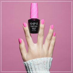 OPI Nagellack Nagelpflege Nägel