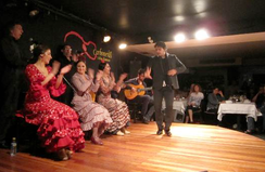 spektakl flamenko v madride