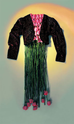 Dress-3        80 x 48inches     2009