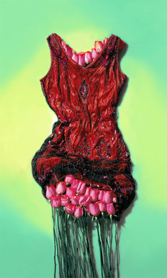 Dress-2       80 x 48inches     2009