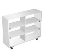 MR 1600 Mobile Shelf 13