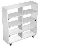 MR 1600 Mobile Shelf 14