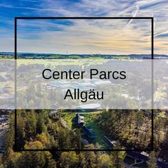 Luftbild Center Parcs Allgäu
