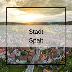 Luftbildaufnahmen Stadt Spalt mit der Drohne