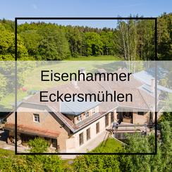 Luftbildaufnahmen Eisenhammer Eckersmühlen