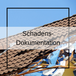 Schadensdokumentation & Inspektionsflüge