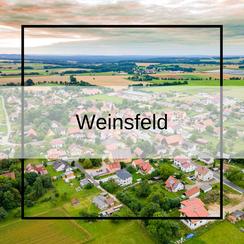 Luftbildaufnahmen Weinsfeld