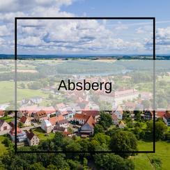Luftbildaufnahmen Absberg am Brombachsee
