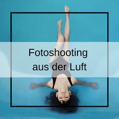 Fotoshooting aus der Luft