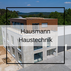 Luftbildaufnahmen Hausmann Haustechnik