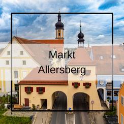 Luftbildaufnahmen Markt Allersberg