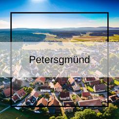 GEO-Drohne Luftbilder Petersgmünd
