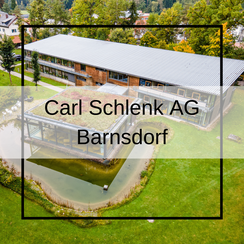 Carl Schlenk AG Barnsdorf Luftbildaufnahmen