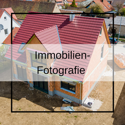Luftbildaufnahmen für Immobilien / Wohn - und Firmengebäude