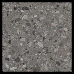 Terrazzoplatte braun/grob - Terrazzo Factory