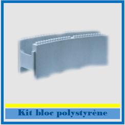 piscine kit plots plystyrène reso blue lagon