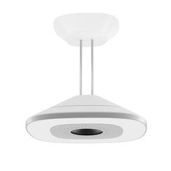 Streaming-Lautsprecher mit LED-Licht