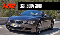 reprogrammation moteur bmw série 6 e63