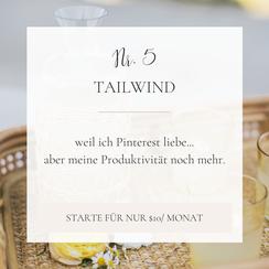 Braut Concierge Business Toolkit: Tailwind