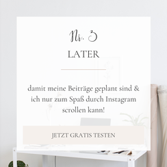 Braut Concierge Business Toolkit: Later