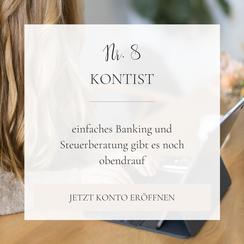 Braut Concierge Business Toolkit: Kontist