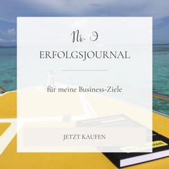 Braut Concierge Business Toolkit: Erfolgsjournal