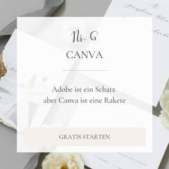 Braut Concierge Business Toolkit: Canva