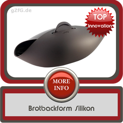 Brotbackform Silikon