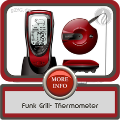 Funk Grillthermometer