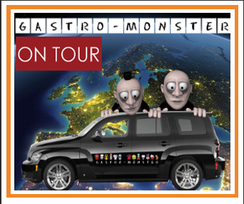 gastro-monster on Tour