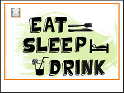 eat, sleep, drink Berlin