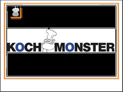 Koch Monster Rezepte für Männer