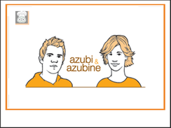 Azubi und Azubine