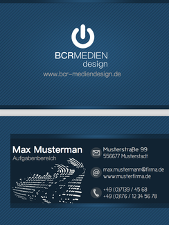 Evolution Business Card Vorlage Muster design