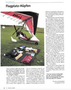 Skycruiser Picknick Gepäck baggage trike ultralight hangglider drachen ul fläche