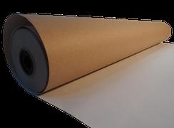 Roh-Kraft-Papier, Dämmung, Hanffase, ökologische Alternative zu Luftdichtungsfolien