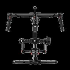 DJI Ronin M es un estabilizador profesional compatible con cámaras profesionales RED DRAGON, ARRI ALEXA MINI, SONY BMCC, CANON 5D y HASSELBLAD H6D-100C