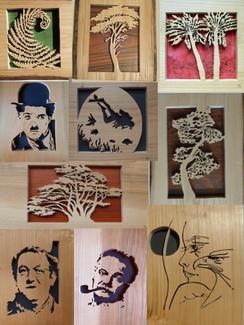 Chantournage - Atelier Eclats de bois 38