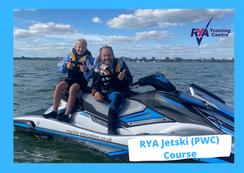 RYA Jetski (PWC) Proficiency Course