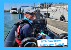 rya powerboat instructor course