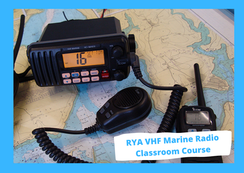 RYA VHF /SRC Marine Radio Classroom Course, Poole