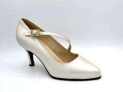 La Sposa 7R303 Standard-Tanzschuhe Brautschuhe von ANNA FREDRICH
