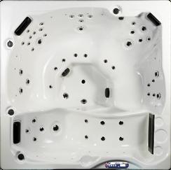 emotion spa 6 Außen-Whirlpool für 6 Personen