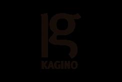 Wort-Bildmarke: Kagino, Taschen und Lederwaren