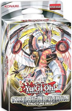 Cyber Dragon Revolution ein Cyber Drachen Deck mit guten Cyber Drachen Karten