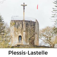 Osterwanderung mit HUnd in der Normandie: Rundweg bei Plessis-Lastelle in den Marais des Cotentin