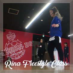 RINA'S FREESTYLE CLASS